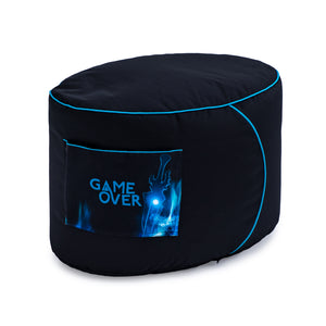 Gaming Footstool - Justice