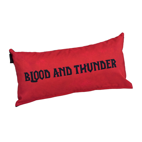 Gaming Cushion - Blood and Thunder