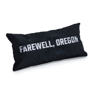 Gaming Cushion - Farewell Oregon