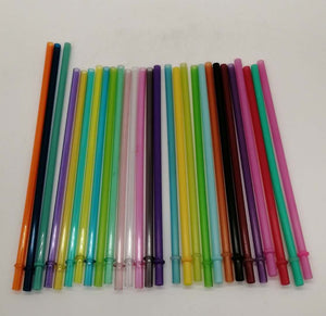 STRAWS- Stainles Steel and Acrylic Straws