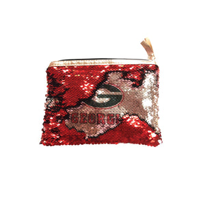 Reverse Magic Mermaid Sequin Bag