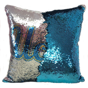 Reverse Magic Mermaid Sequin Pillow Case