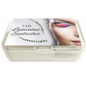 LED Glowing Luminous Lashes