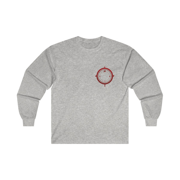 -COMPASS- Long Sleeve Tee