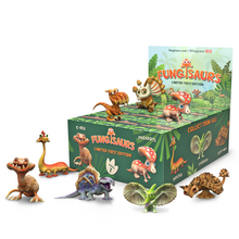 Load image into Gallery viewer, Fungisaurs Mystery Box Collectible Toys - Complete Set (12 pk)