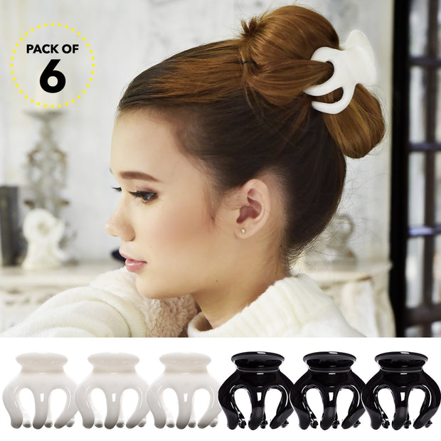 Hair Jaw Clip Sectioning Styling Salon Strong Hold
