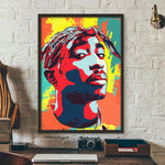 Colorful Tupac