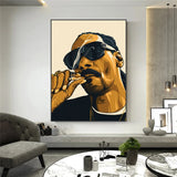 Smoking Snoop