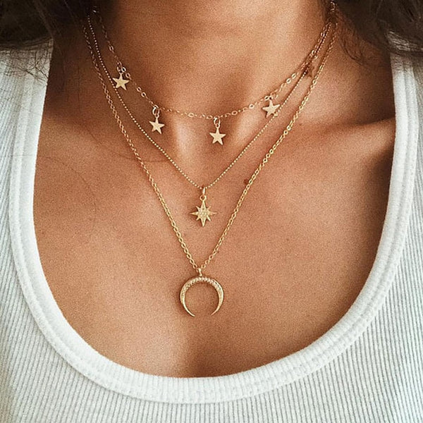Duality Necklace Set
