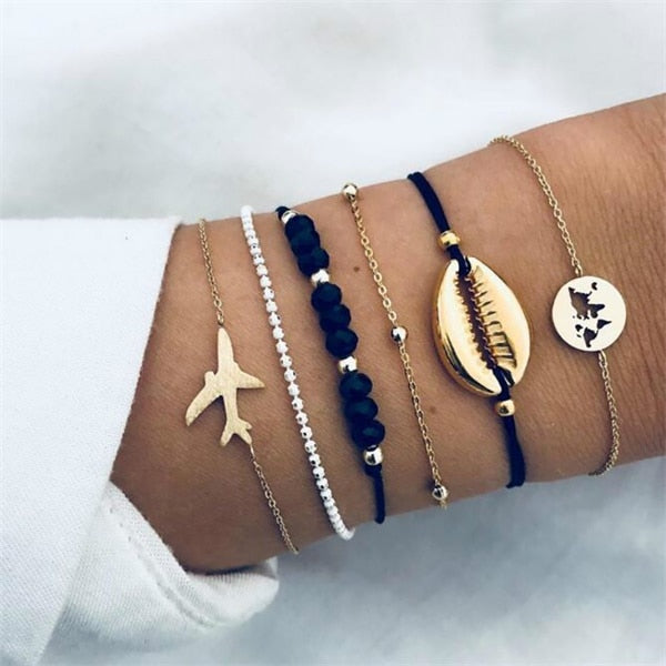 Travel Bracelet Set