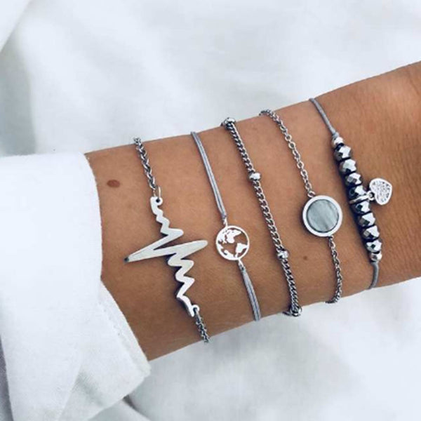 Breathe Bracelet Set