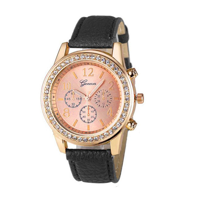 """Vienna"" Watch"