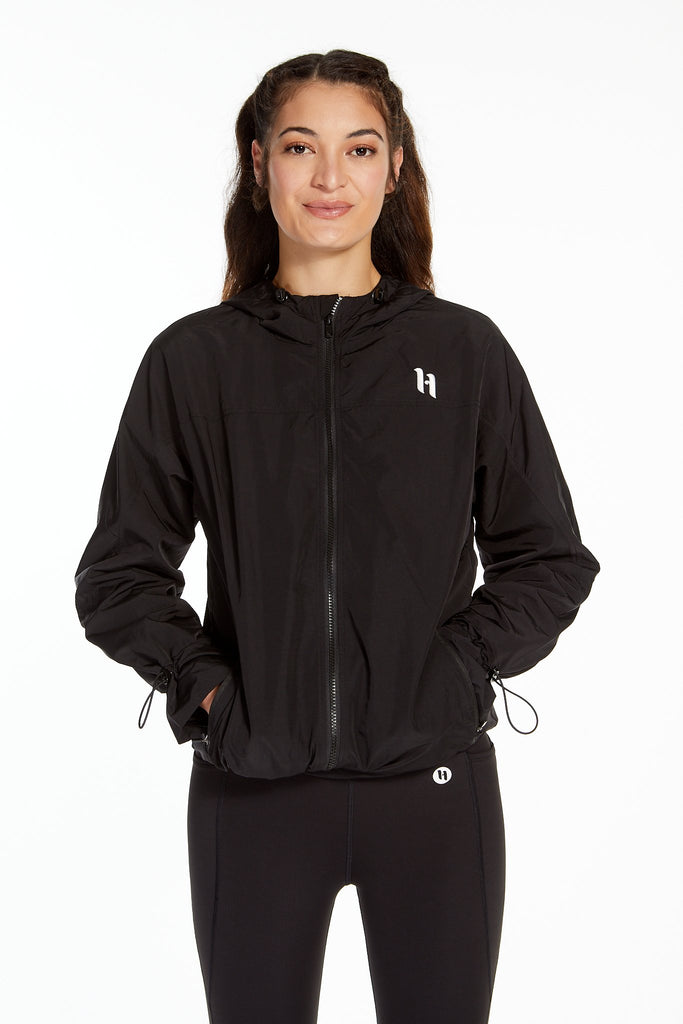 TRAINING JACKET  BLACK