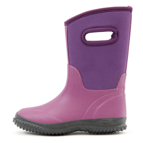 Outee Kids Toddler Neoprene Mud Rain Boots