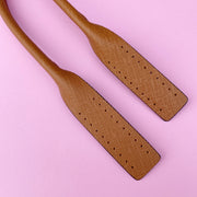 Leather Tote Bag Handles