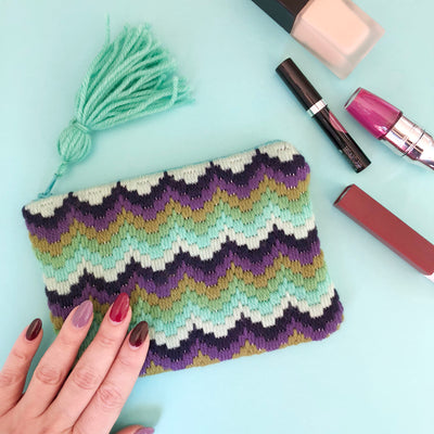Little Lies Zipper Bag Kit