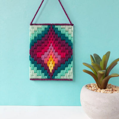 Mini Wall Hanging Kit