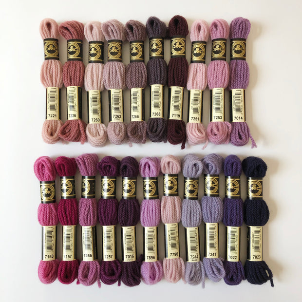 100 Skein Tapestry Wool Bundle