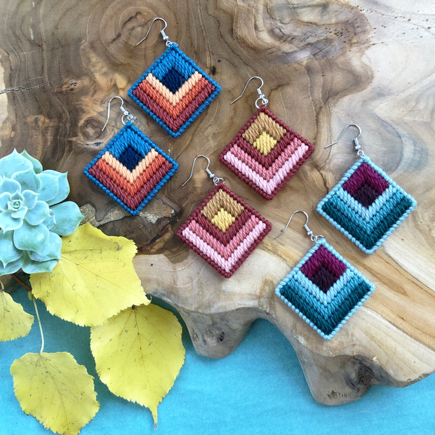 Rhiannon Earrings Kit
