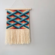 Seven Wonders Wall Hanging
