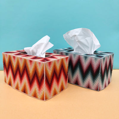 Storms Tissue Box Cover