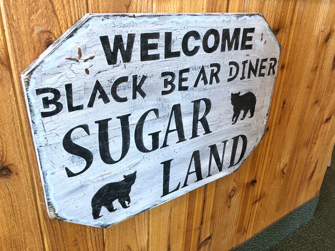 Eat, Drink, And Be BEARY At This New Diner In Sugar Land