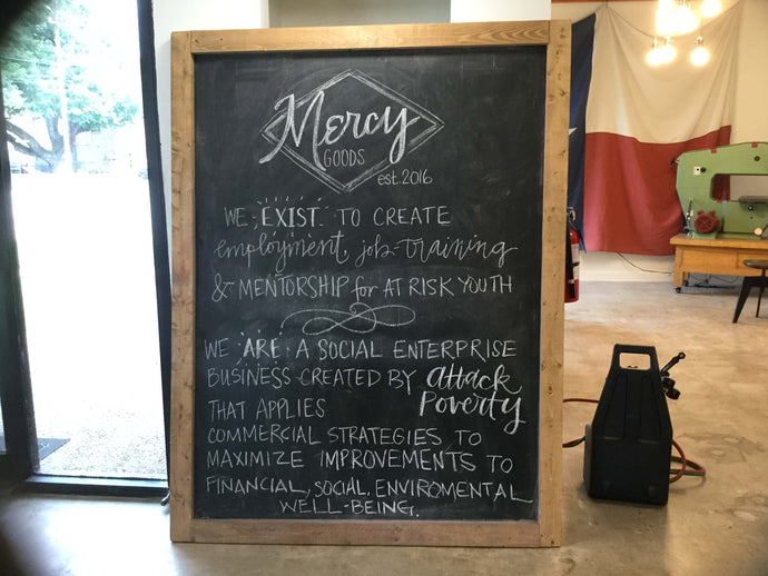 Mercy Goods - Transforming More Than Just Objects