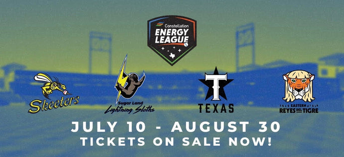 Catch a Constellation Energy League Game at Skeeters Stadium
