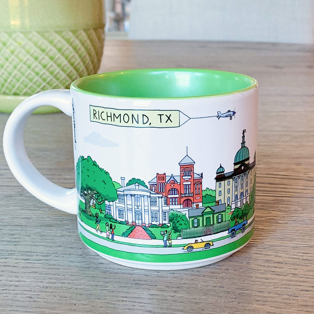 Richmond Mug - My Fort Bend Collection