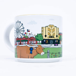 Rosenberg Mug - My Fort Bend Collection