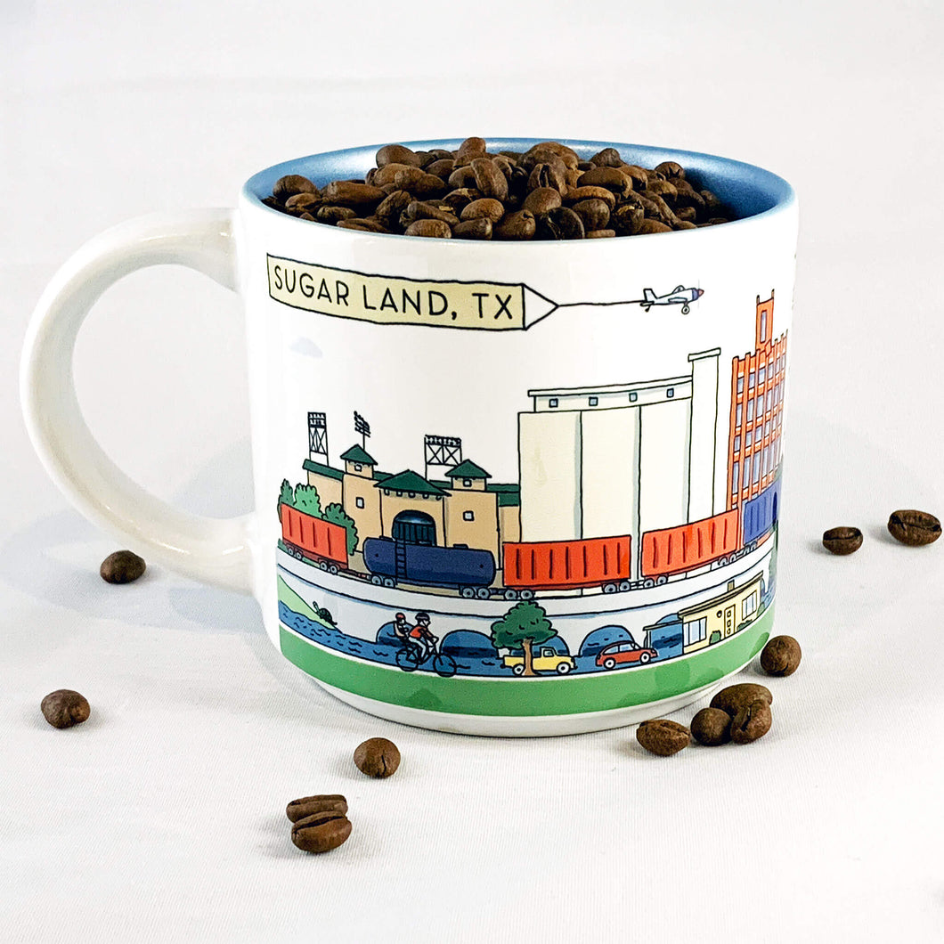 Sugar Land Mug - My Fort Bend Collection