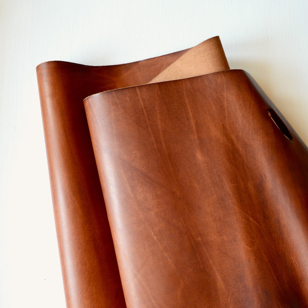 Full Grain Leather used by Godbolé Gear