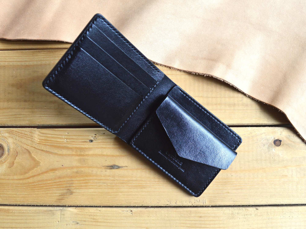 Coin Pocket Wallet - Black
