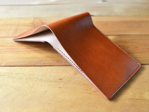 Classic Wallet - Chestnut Brown