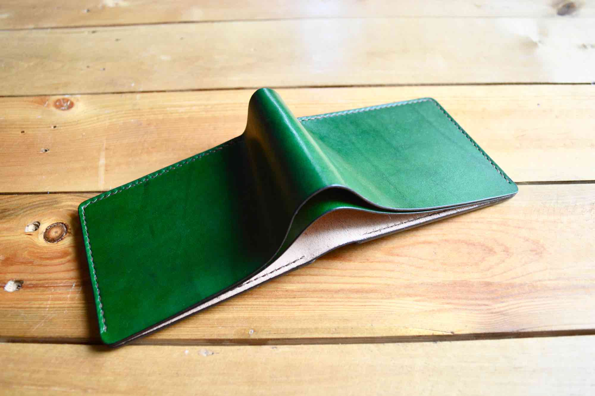 Coin Pocket Wallet - Forest