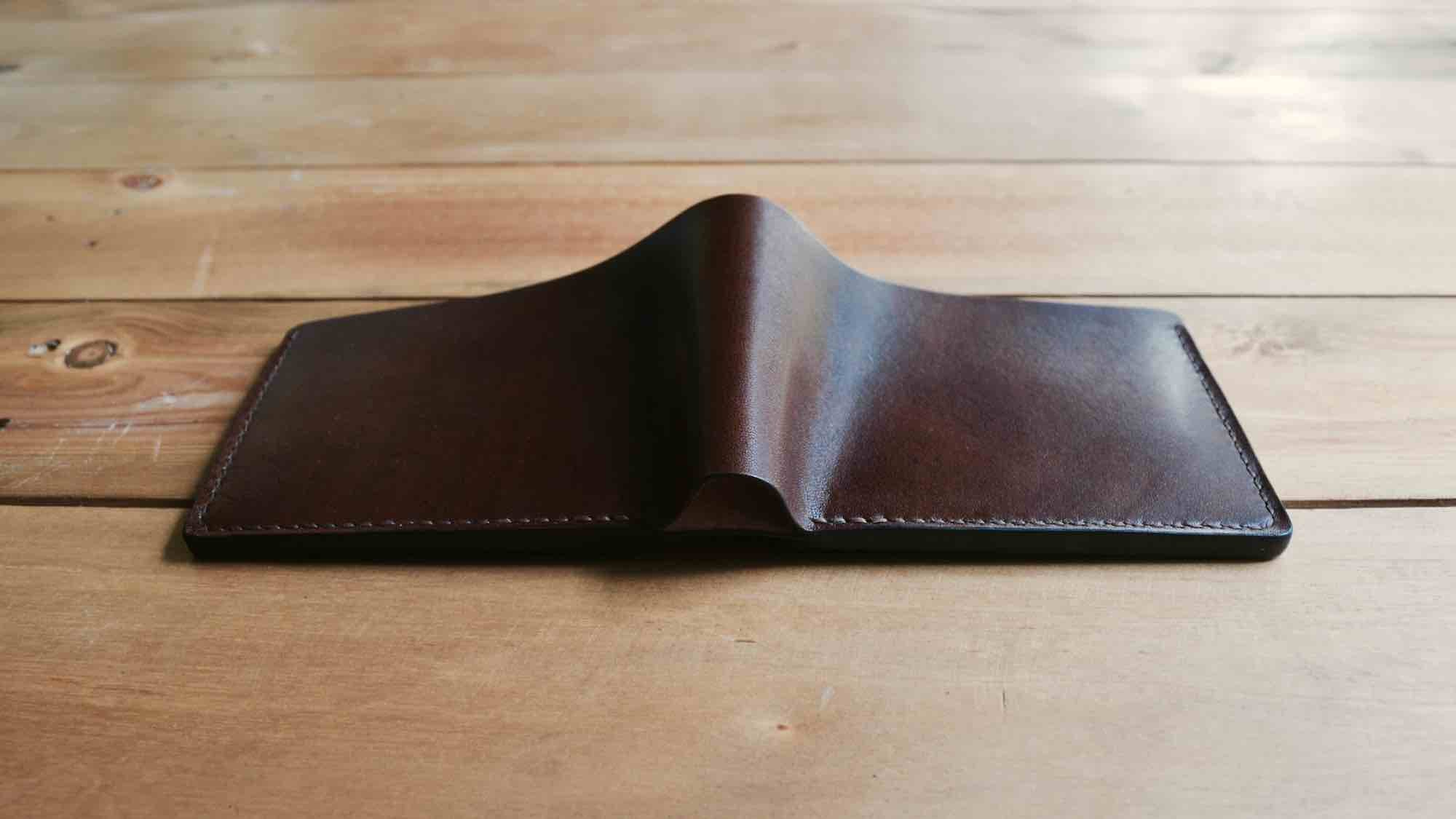 Coin Pocket Wallet - Chocolate