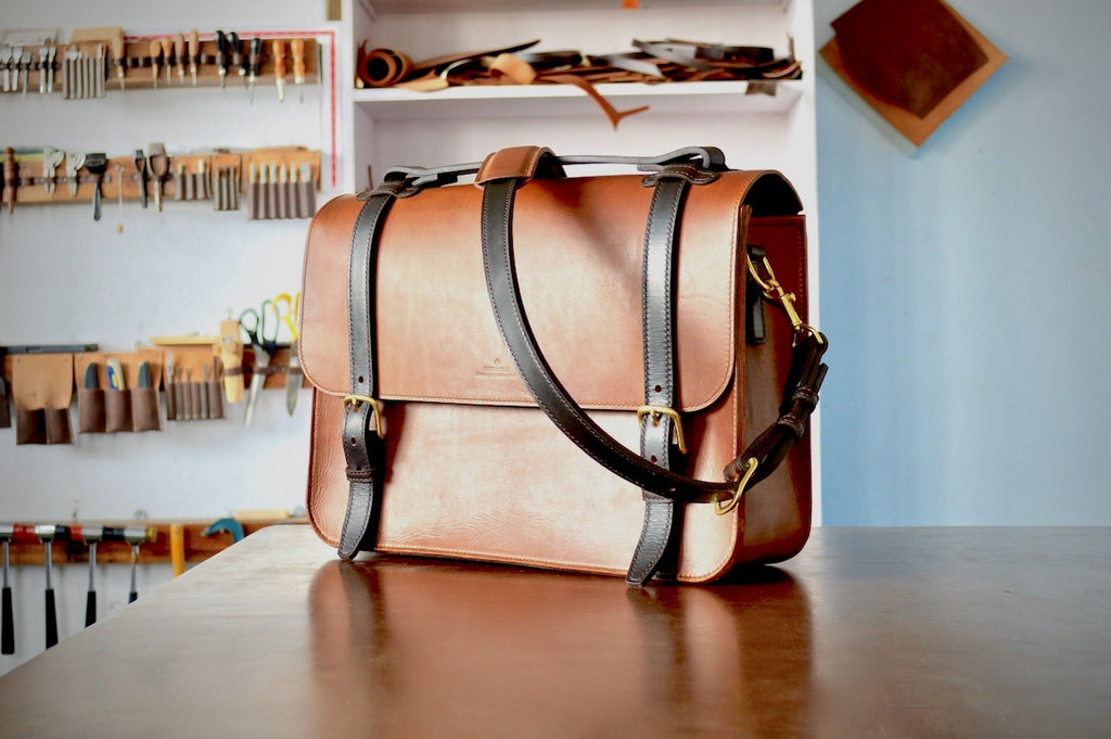 Stout - Leather Briefcase