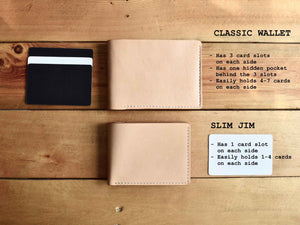 Slim Jim - 4 Colors - Single Tone
