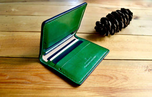 Bifold Card Wallet No. 1 - Forest