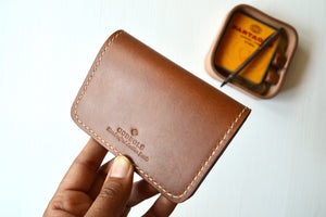 Bifold Card Wallet No. 1