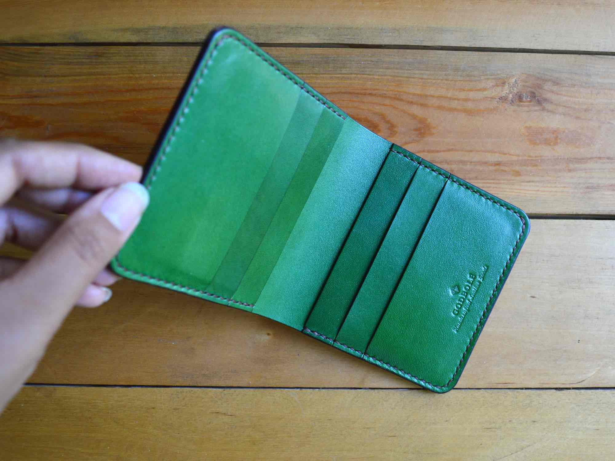 Slim Bifold No. 1 - Forest