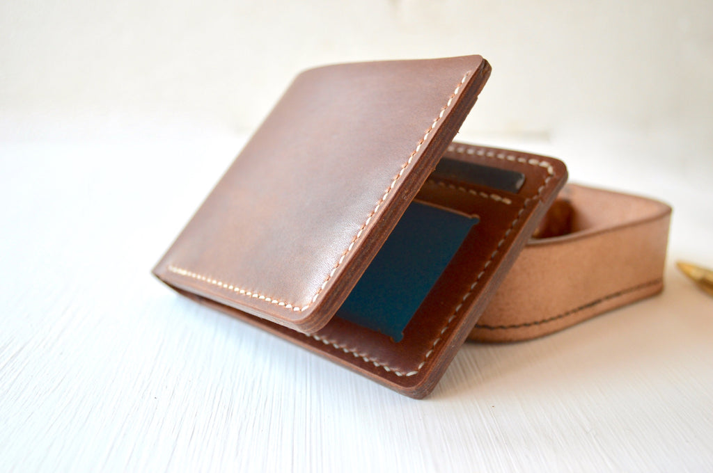 Wallet with ID Pocket
