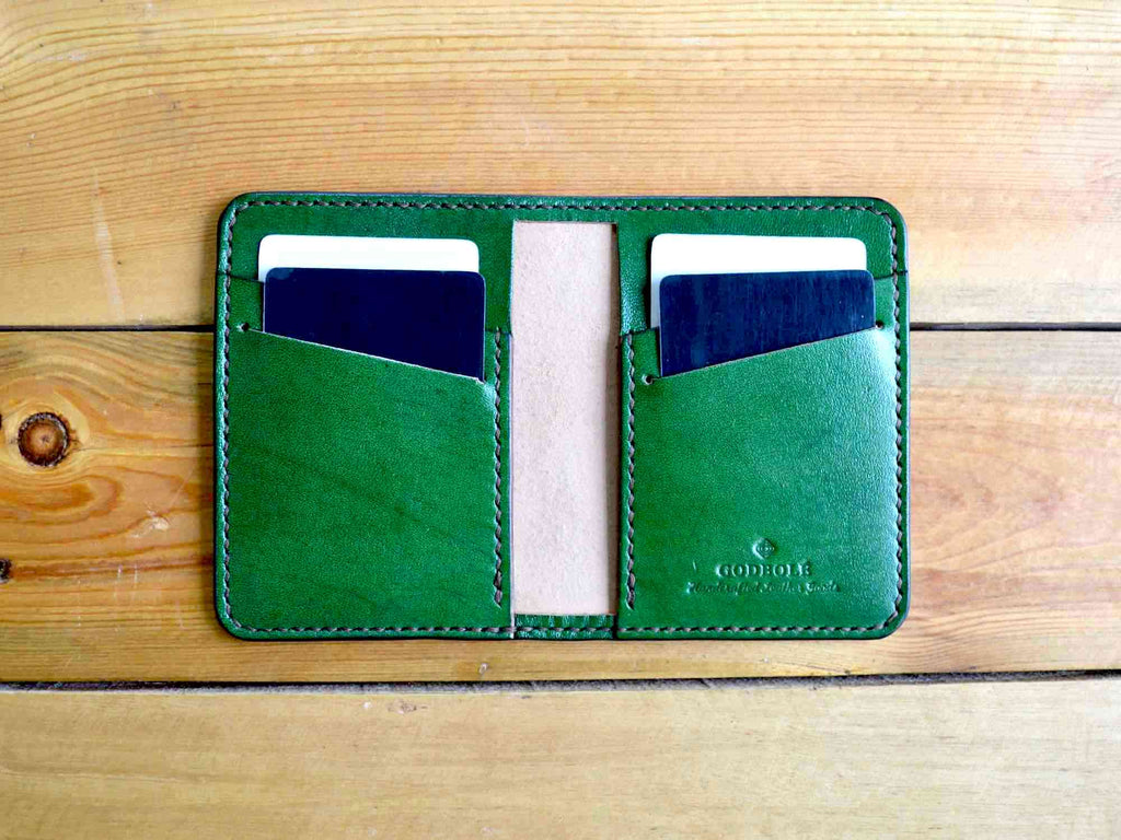 Bifold Card Wallet No. 2 - Forest