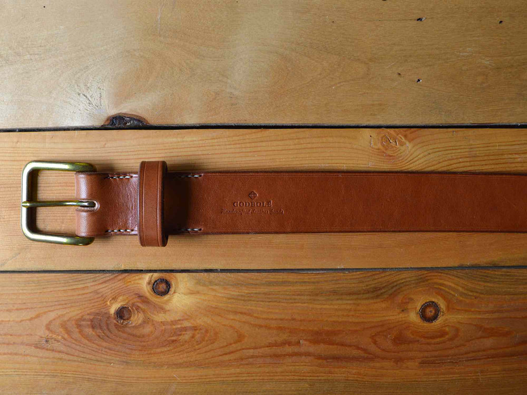 Lifetime Belt - Buck Brown