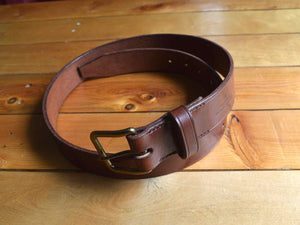 Lifetime Belt - Mahogany