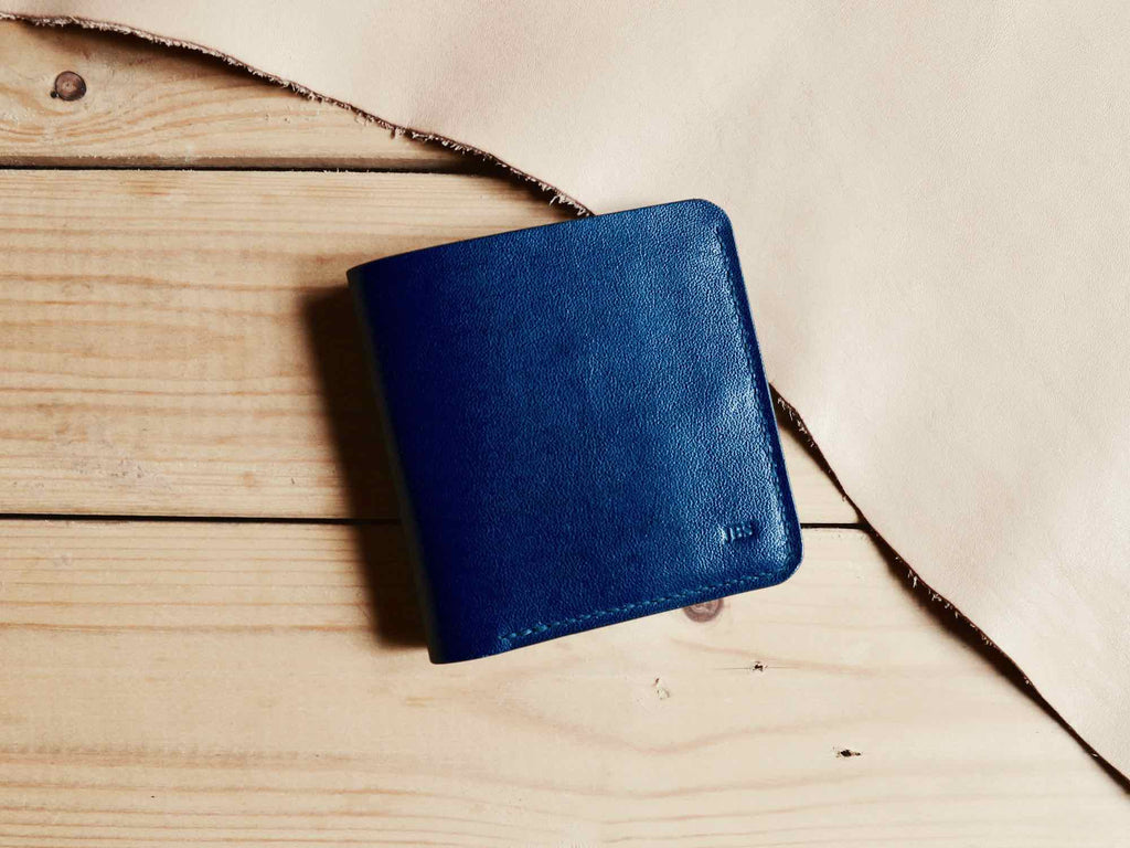 Slim Bifold No. 1 - Navy