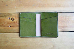 Bifold Card Wallet No. 2 - Ships Next Day!
