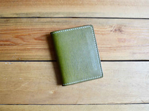 Bifold Card Wallet No. 1 - Olive