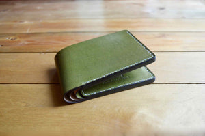 Classic Wallet - Olive