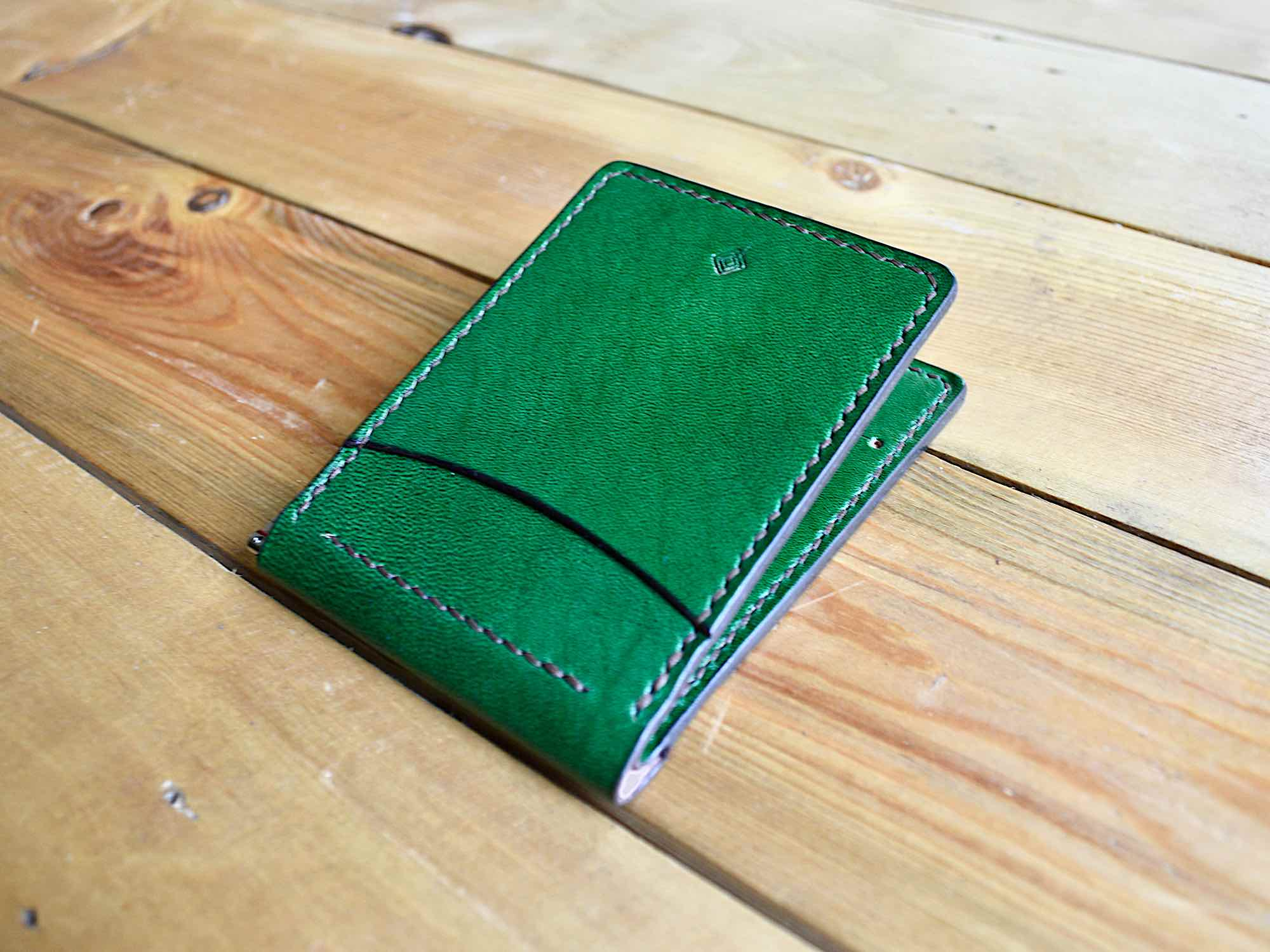 Money Clip Wallet - Forest